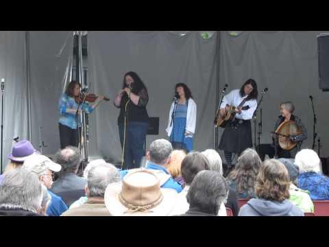 The Drunken Maidens: Byker Hill/Elsie Marley