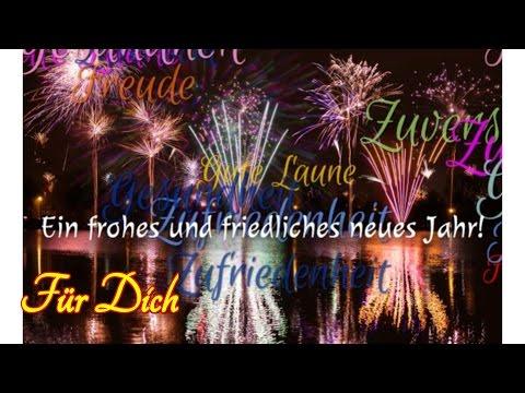 ???????????? Silvester Video Gruß für Dich Frohes Neues Jahr Neujahr ????????????