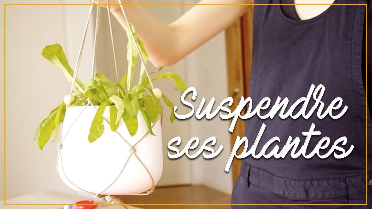 Suspension Pour Plantes D Intérieur diy - fabriquer une suspension pour plante !