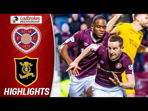 Hearts 1-1 Livingston | Maclean Equalises With Two Minutes Left to Play! | Ladbrokes Premiership