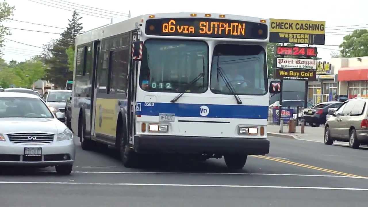Buses In Long Island