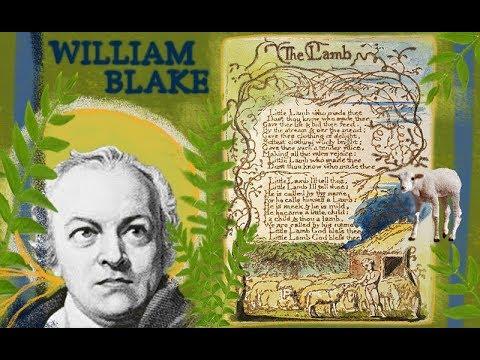 William Blake - Songs of Innocence - The Lamb