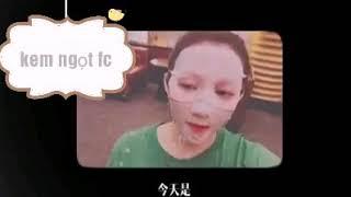 [Weibo]  quan hiểu đồng vlog đầu tiên của tuổi 22