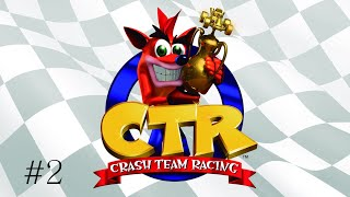 Tremendos Drifts!! - Crash Team Racing - Cap 2