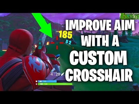 Improve Your Aim INSTANTLY by Doing this in Fortnite - Tips & Tricks to Get Better Aim in Fortnite