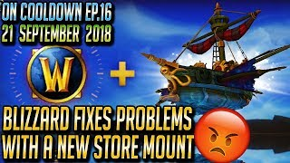 New Dreadwake Mount Fixes Everything: World of Warcraft News Ep 16