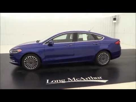 2017 Ford Fusion SE - Standard and Optional Equipment from YouTube · Duration:  11 minutes 3 seconds