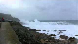 Sennen Cove, Cornwall Dec 2011 . Taken by Craig From Roselands Caravan and Camping Park, St Just.