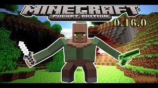 Как установить моды в Minecraft PE 0.16.0! Без программ!