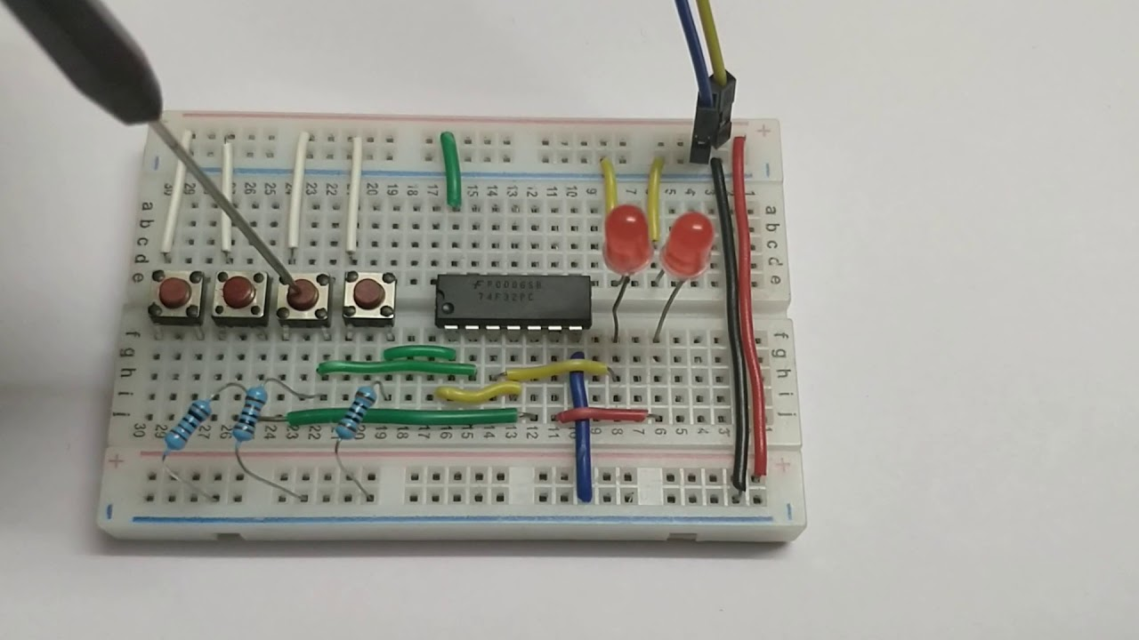 Binary Encoders: Basics, Working, Truth Tables & Circuit