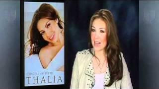 angel villagomez y thalia entrevista