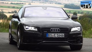 2013 Audi A7 3.0 BiTurbo TDI (313hp) - DRIVE & SOUND (1080p FULL HD)