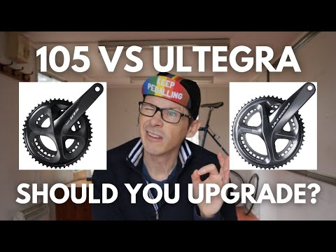 Shimano 105 vs Ultegra: Which Groupset Should You Choose?