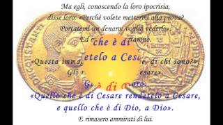 Dare a Cesare e dare a Dio - Omelia su Mc 12,13-17 - p. Giuseppe Paparone o.p.