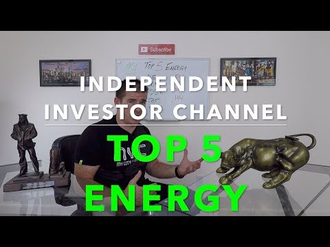 Top 5 Energy Stocks | Energy Sector