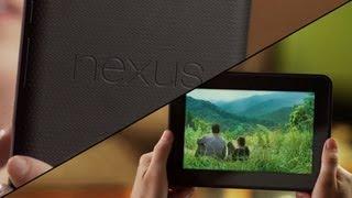 Kindle Fire HD vs Nexus 7 - Price, Specs, Features Comparison