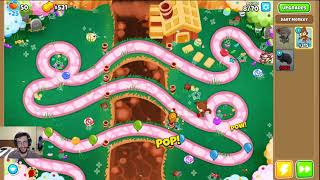 Фото Oreo Plays Bloons TD 6! #5 - Finally A Normal And Fun Odyssey!