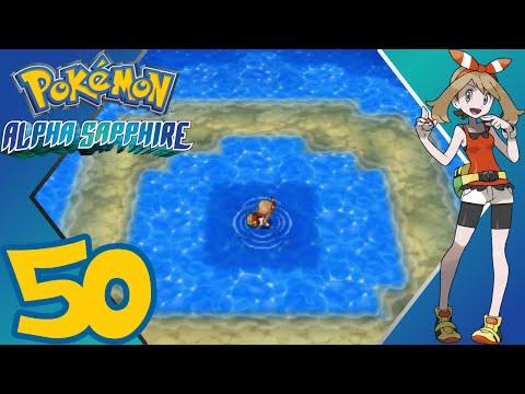 Pokémon Alpha Sapphire - Episode 50 - Route 128 - Gameplay Walkthrough