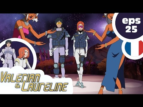 VALERIAN & LAURELINE - EP25 - Emploi du Temps en streaming