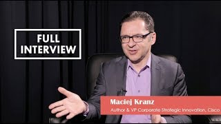Learning from Author - Maciej Kranz, Full Episode