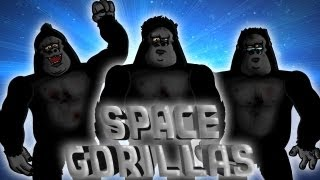 SPACE GORILLAS