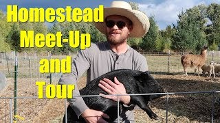 Homestead Meet-Up and Tour