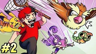 ¡LOS VOY A ATRAPAR A TODOS, PERRAS! 💥 Pokémon Let's Go #2