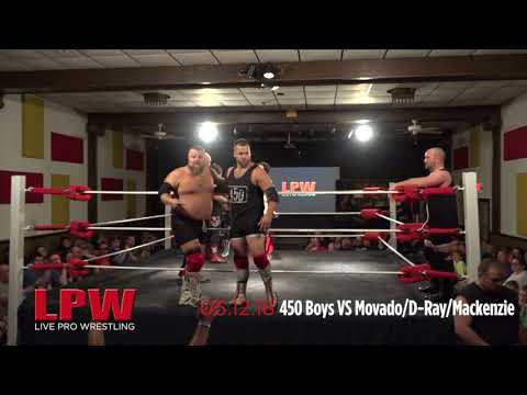 LPW 051218 450 Boys VS Mysterious Movado, Dray 3000 and thier mystery partner