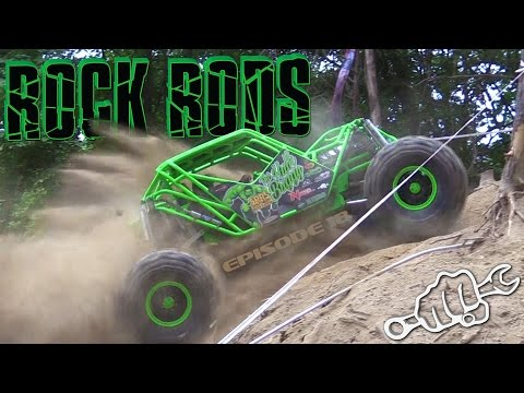 RACE TO RICHES WINDROCK - Rock Rods Episode 18