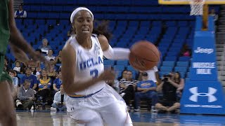 Highlights: No. 5 UCLA women's basketball hangs tough but falls to No. 1 UConn