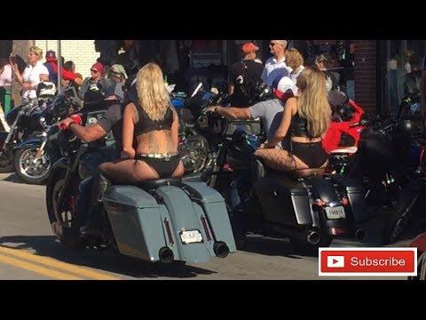 2018 Daytona Beach Bike Week Main Street Shenanigans /SUBSCRIBE PLZ