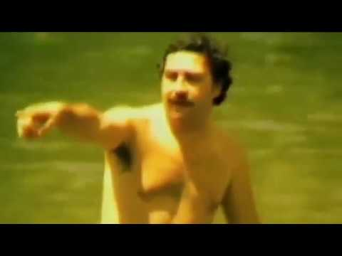 Actual Real Footage of Pablo Escobar Very Rare kingofcocaine.com