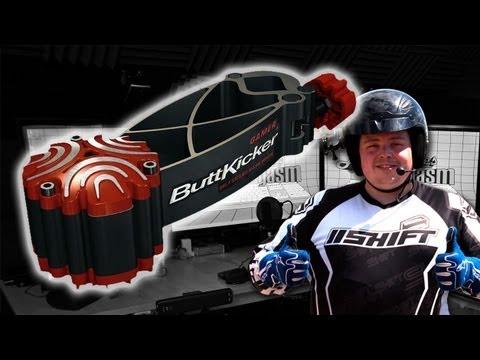 Nerdgasmic Buttkicker Gamer 2 Unboxing & Review w/ Music, FPS, Simulators & More