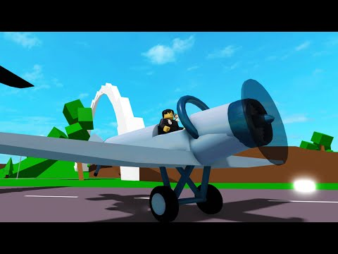 FLYABLE PLANES in Roblox BrookHaven