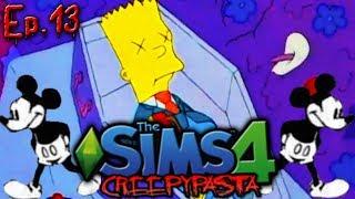 More CARTOON Creepypastas!! | The Sims 4: Creepypasta Reboot - Ep. 13
