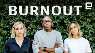 Alisha Marie, Jacques Slade, and Kati Morton on YouTube burnout