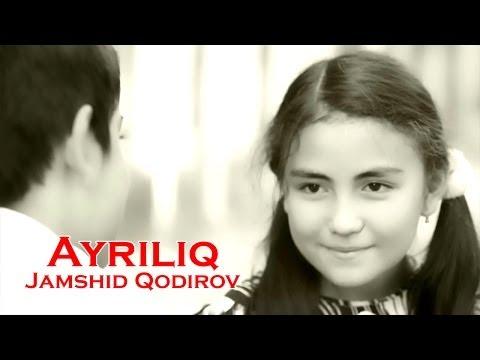 Jamshid Qodirov - Ayriliq (Uzbek klip 2014)