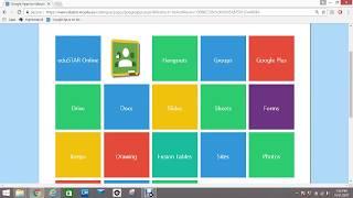 Google Apps For Education at EKC - Classroom Basics