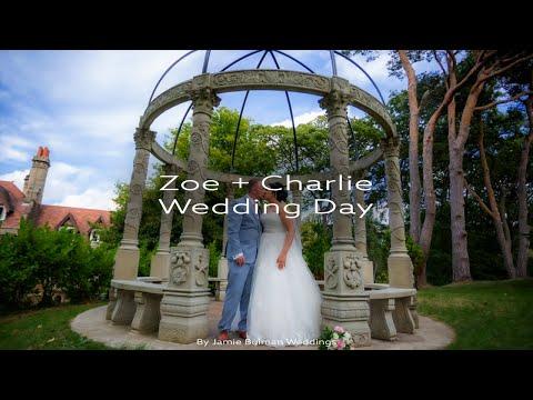 Rushpool Hall: Zoe & Charlie - Highlight Wedding Video