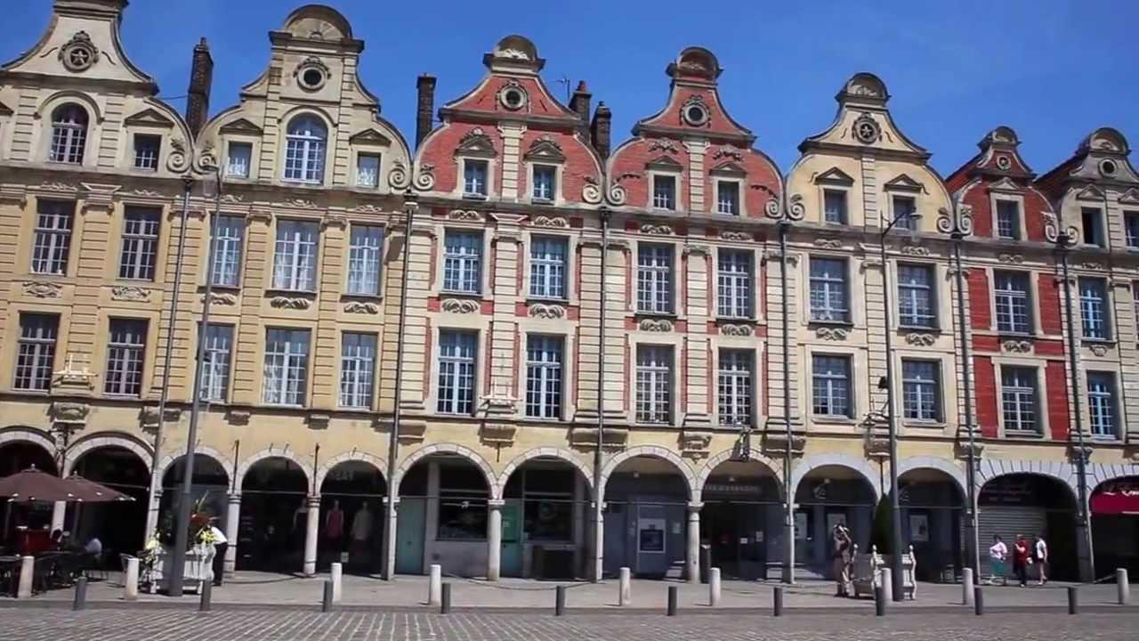 Nord france convention bureau arras youtube