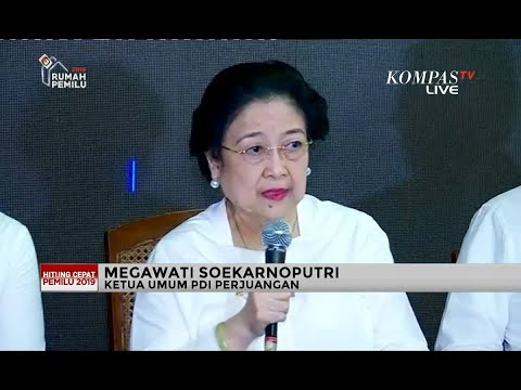 Soal Hasil Pilpres 2019, Megawati: Kami Masih Menunggu Keputusan KPU