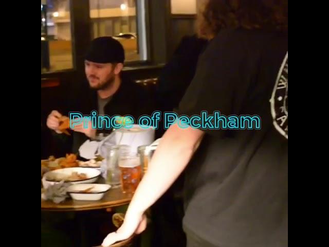 Man Dem V Food | Wings Challenge