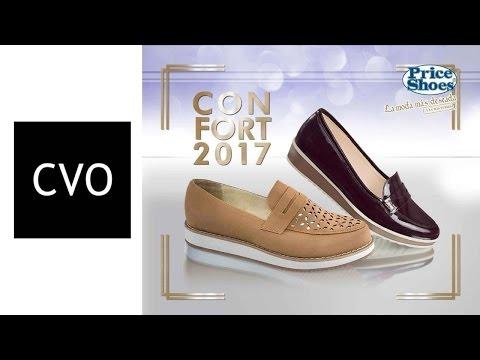 Catálogo Price Shoes Calzado CONFORT 2017 (COMPLETO) con PRECIOS