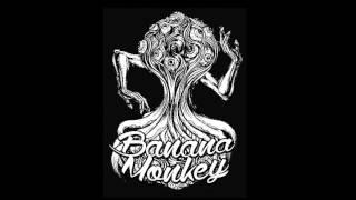 banana monkey _ LELAH