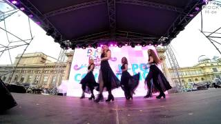 [GP] 9muses – Remember dance cover by The Pretty Girls [Busan day 2017 (29.07.2017)]