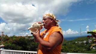 Sounding off on the Conch Horn