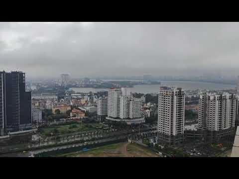 Căn Hộ Penthouse Sunshine Riverside Có Tầm View Sông Hồng, Cầu Nhật Tân