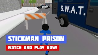 Stickman Prison: Counter Assault · Game · Gameplay