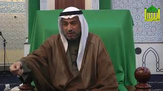 السيد مصطفى الزلزلة - صلاة الإمام جعفر الصادق ع على النبي محمد صلى الله عليه وآله وسلم أثناء زيارته