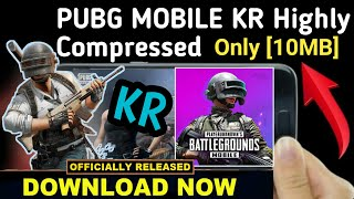 PUBG MOBILE KR Apk+Obb File Highly Compressed | Download failed because WiFi disabled